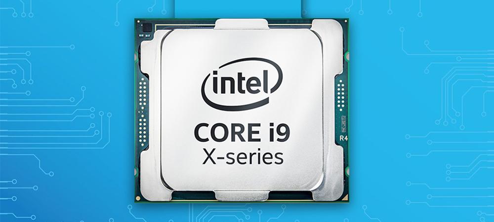 Intel выставит на аукцион процессор Core i9-9990XE с частотой 5 ГГц