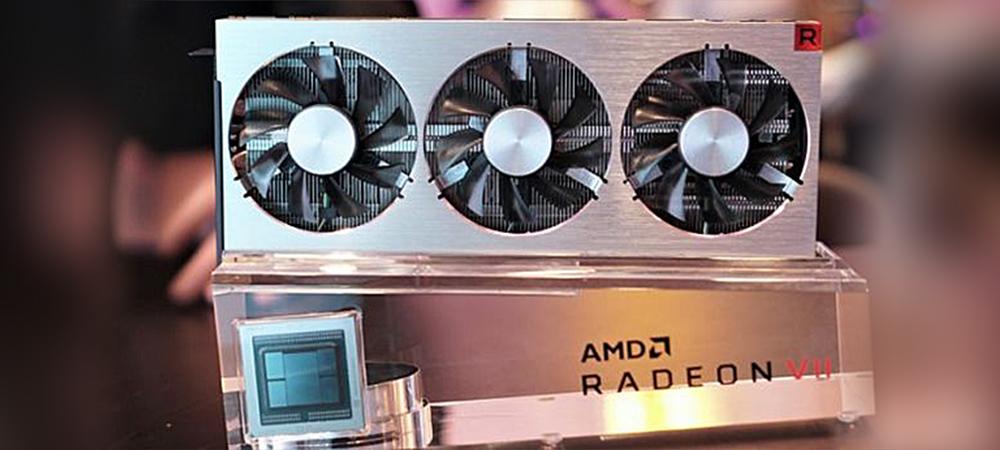 DirectML в Radeon VII - ответ AMD на DLSS Nvidia?