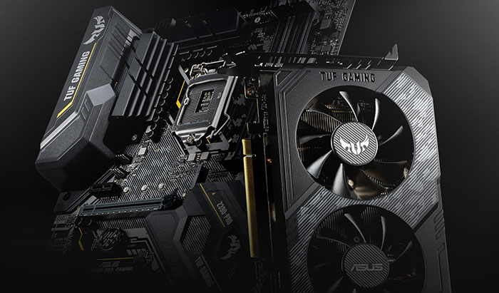 ASUS представила RTX 2060 TUF Gaming Series с камуфляжным дизайном