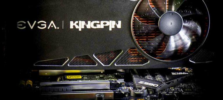 EVGA RTX 2080 Ti KINGPIN — флагман с системой гибридного охлаждения и 520 Вт TDP (1)