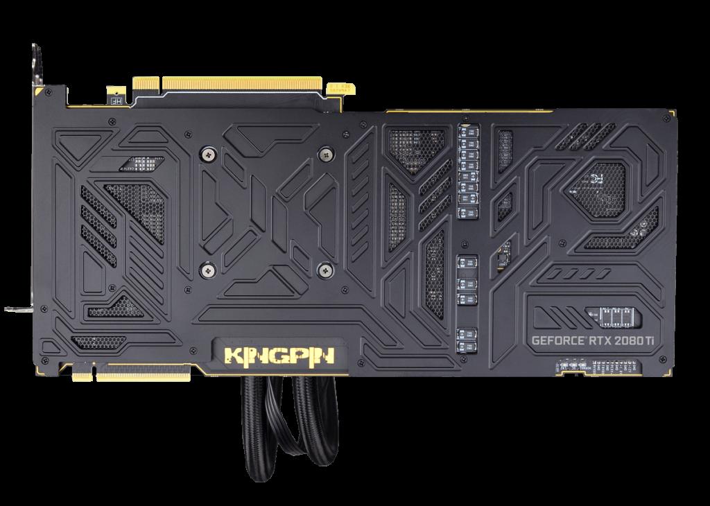 EVGA RTX 2080 Ti KINGPIN - флагман с системой гибридного охлаждения и 520 Вт TDP