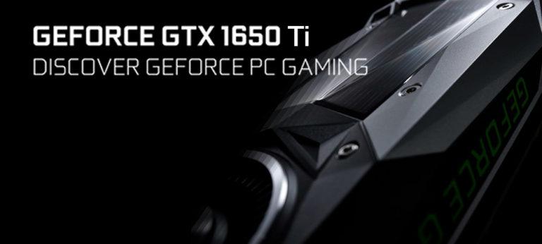GTX 1650 Ti замечена в базе данных ЕЭК