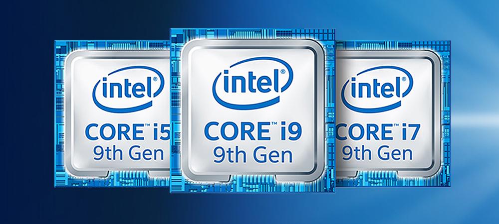 Intel анонсировала мобильные Coffee Lake-H Refresh, имеющие до 8 ядер и частоты до 5 ГГц