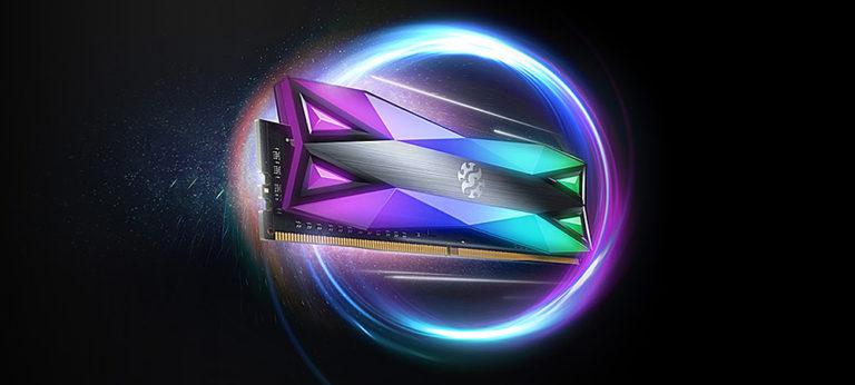 Модуль ADATA SPECTRIX D60G был разогнан до частоты 5738 МГц