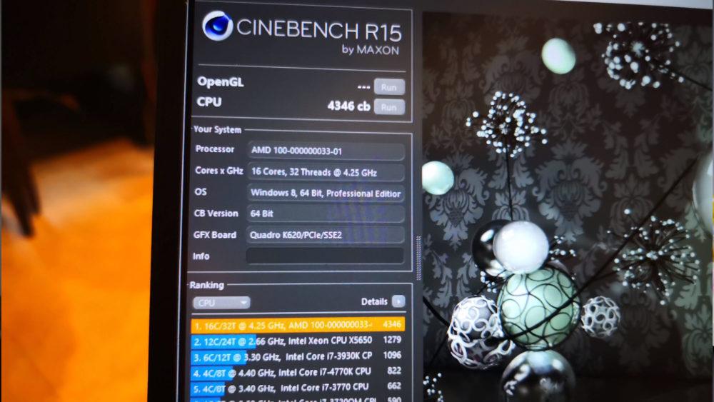 16-ядерный Ryzen 3950X обходит 24-ядерный Threadripper 2970X