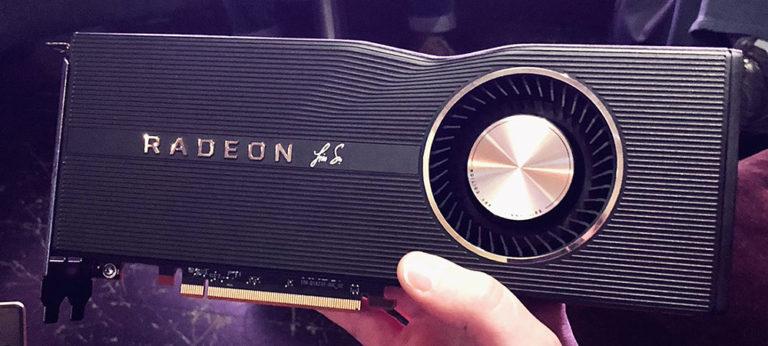 AMD выпустит юбилейную Radeon RX 5700 XT 50th Anniversary Edition (1)