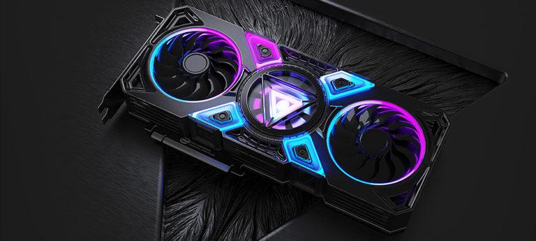 Intel показала видеокарты будущего (1)