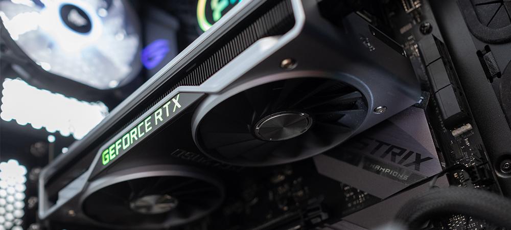 NVIDIA Super - обновленная линейка видеокарт GeForce RTX