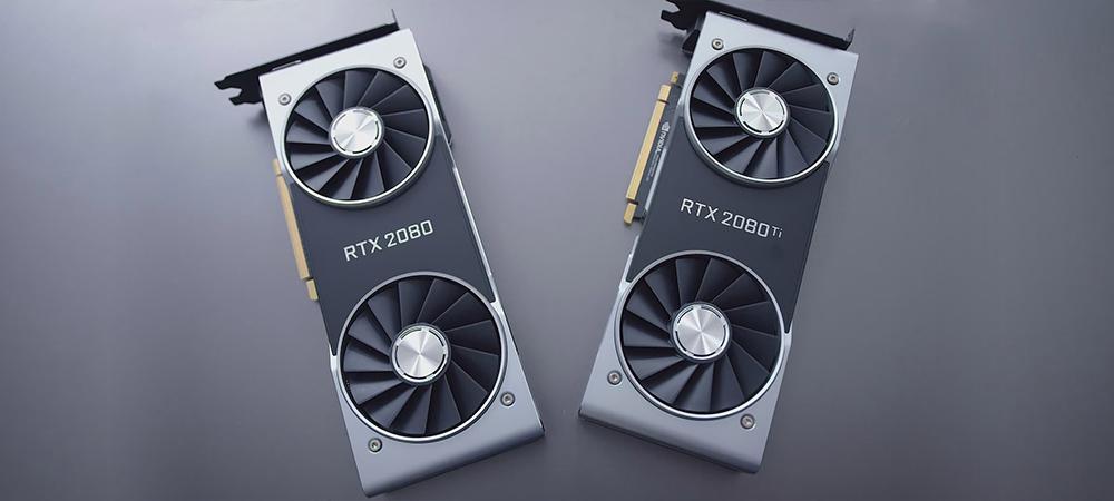 Всё что известно о NVIDIA GeForce RTX Super