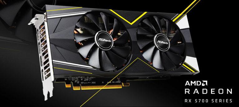 ASRock представила свое исполнение Radeon RX 5700 Challenger OC (1)