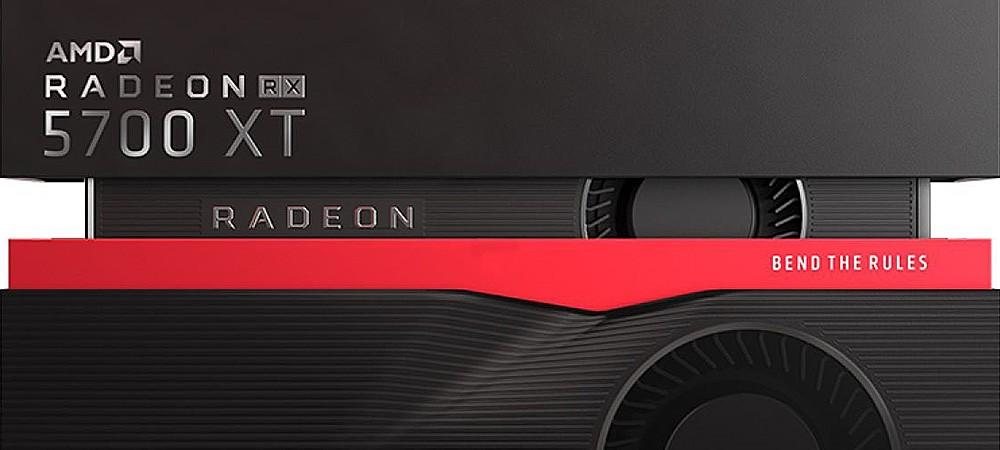 «Царские» упаковки для Radeon RX 5700 от AMD