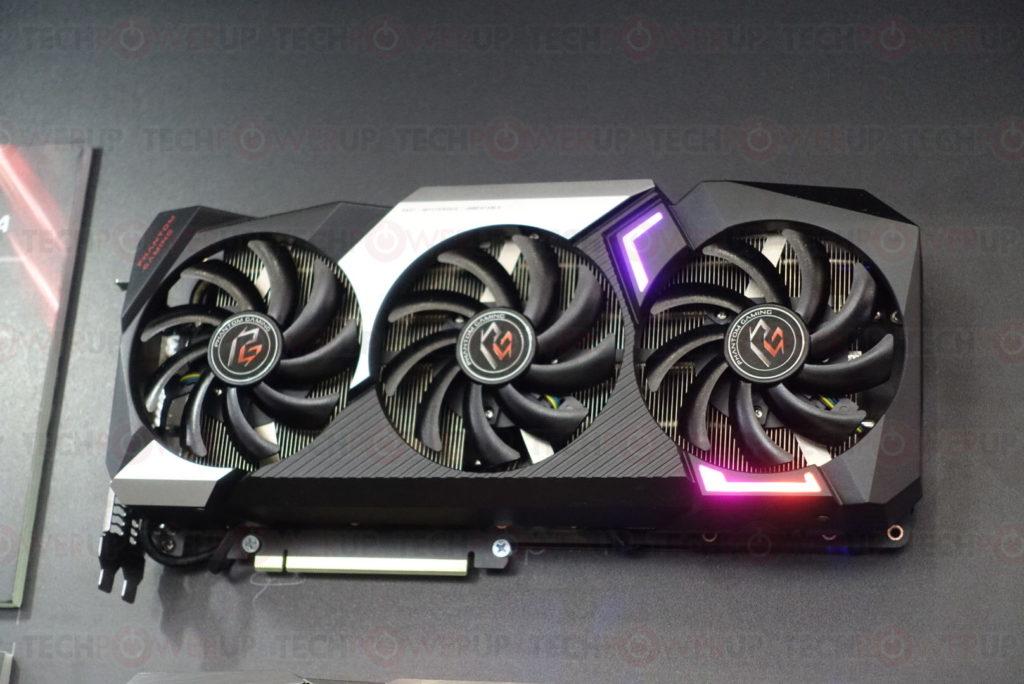 ASRock представила свои исполнения Radeon RX 5700