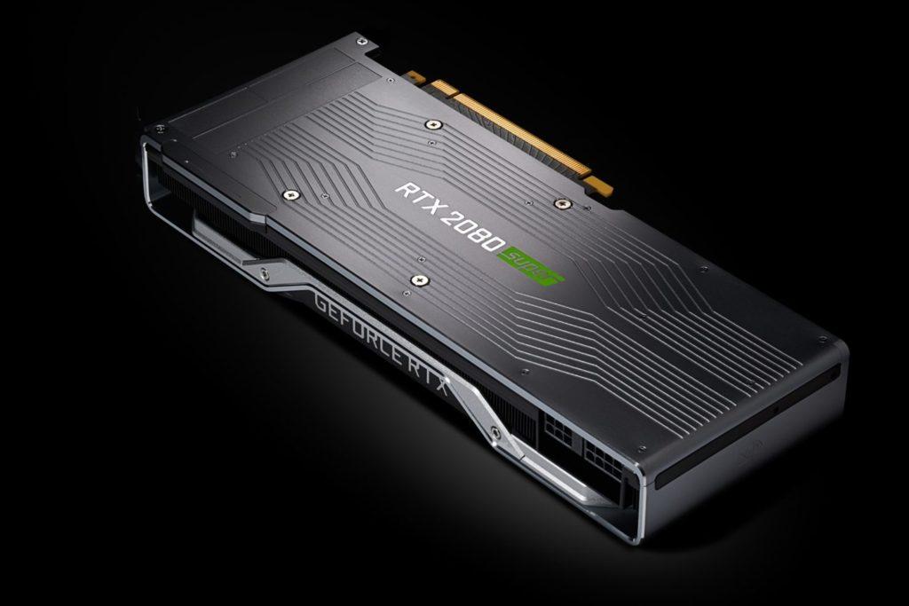 Офциальный релиз GeForce RTX Super от NVIDIA